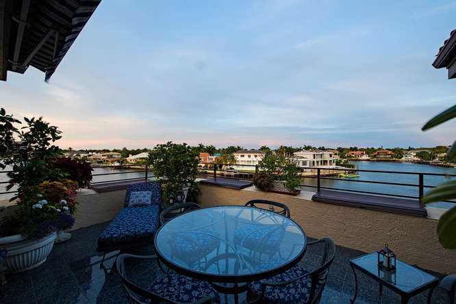 Rarely Available Pent House-small-014-Rear Balcony overlooking-666x445-72dpi
